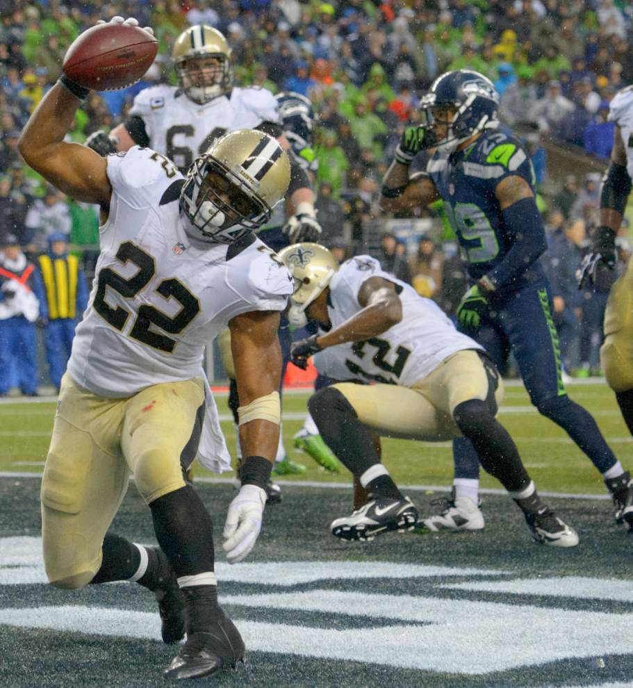 Fifth-year option refusal on Mark Ingram doesn't mean Saints are unhappy with him _lowres