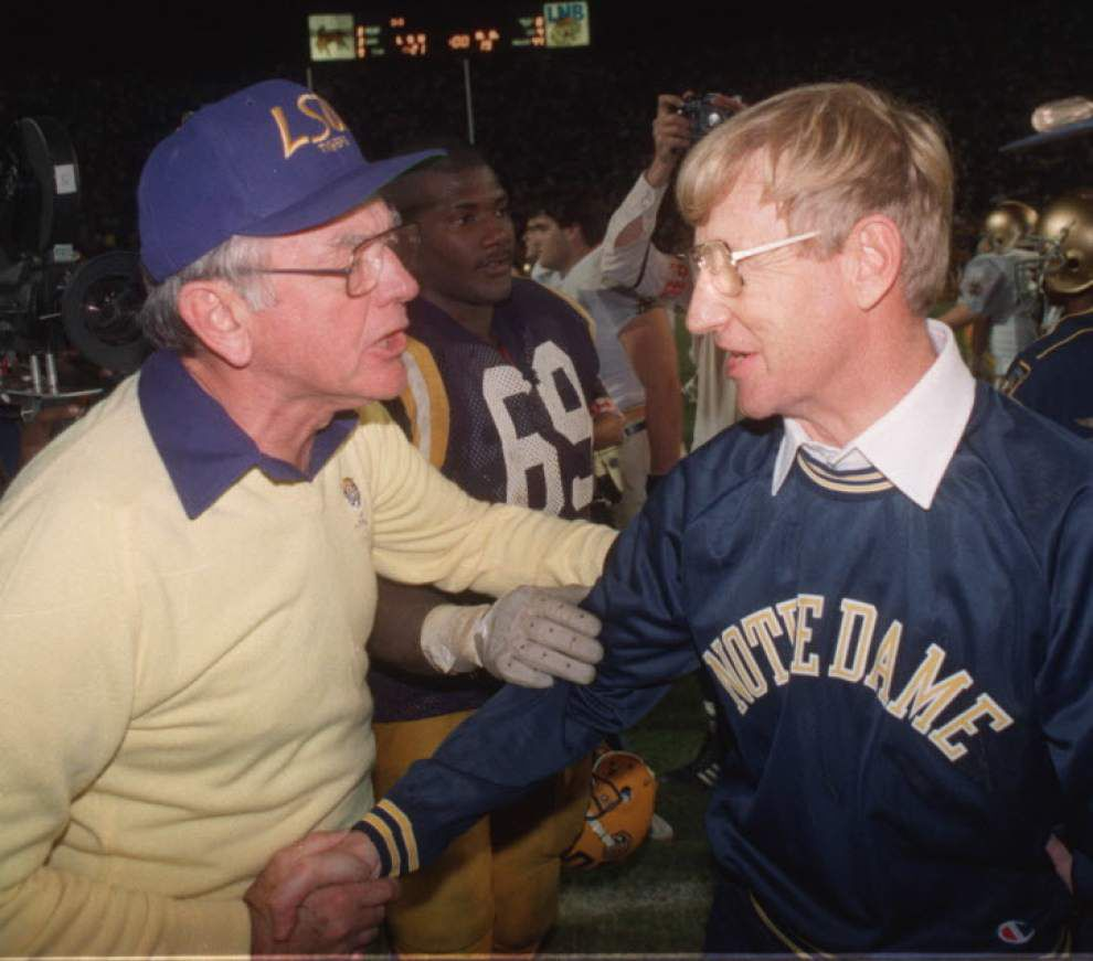 Photos: Remembering LSU football coach Bill Arnsparger _lowres