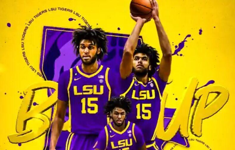 Who is Efton Reid? Here are 5 things to know about LSU basketball's 5-star, 7-foot commit
