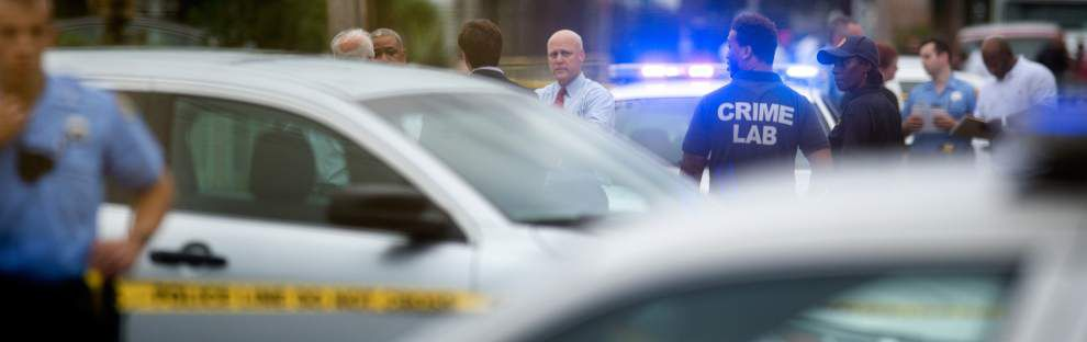 New Orleans police officer wounded, another man killed Friday in Gentilly area _lowres