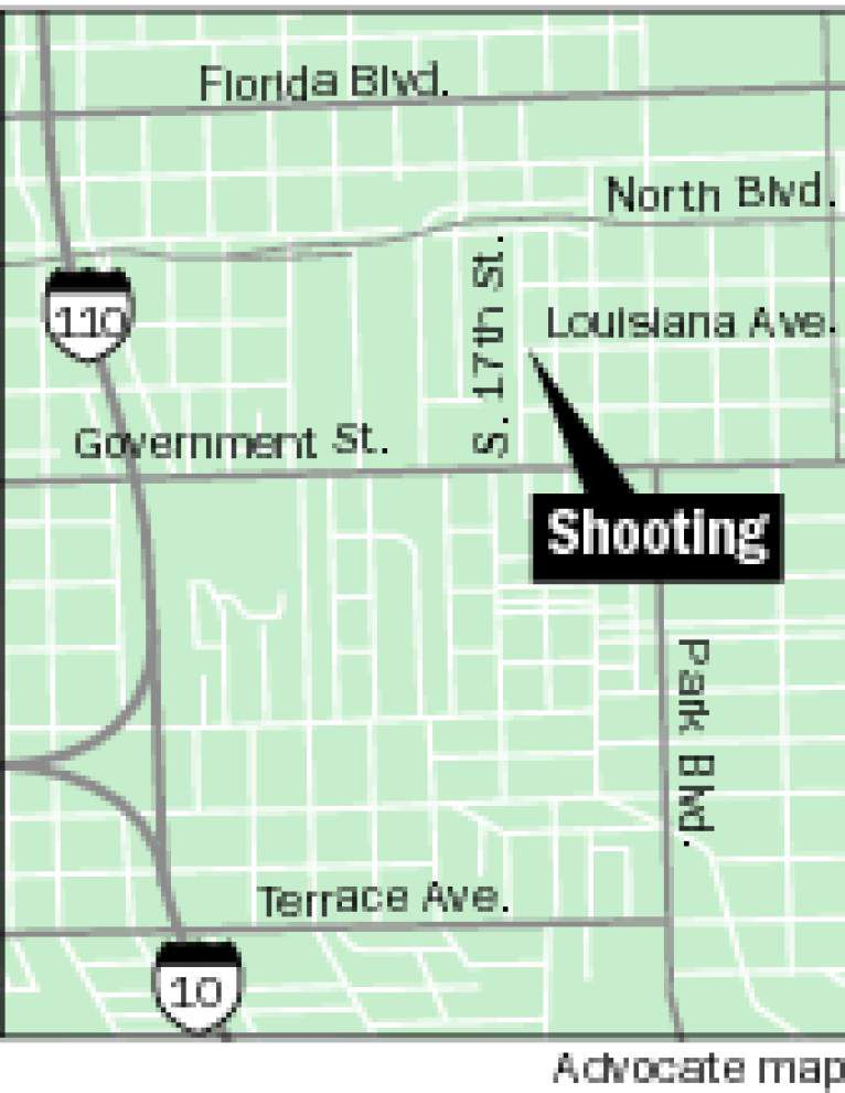 Shooting victim is well-known boxer Emanuel Augustus _lowres