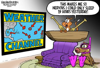 With a 2020 Record-Breaking 848 Entries, Check out the Winner and Finalists in Walt Handelsman's Latest Cartoon Caption Contest!!