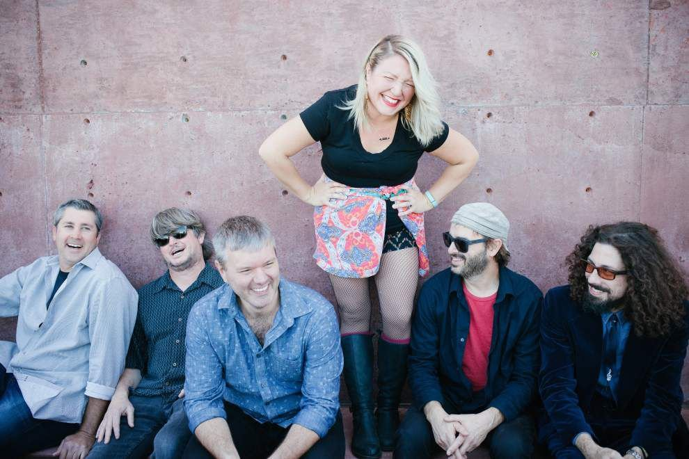 Singer Darcy Malone carries on the family business with the Tangle _lowres