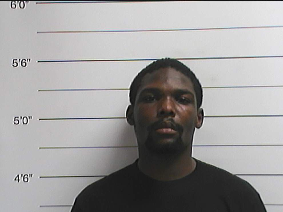 """New Orleans East man booked in Canal Street """"shootout"""" _lowres"""
