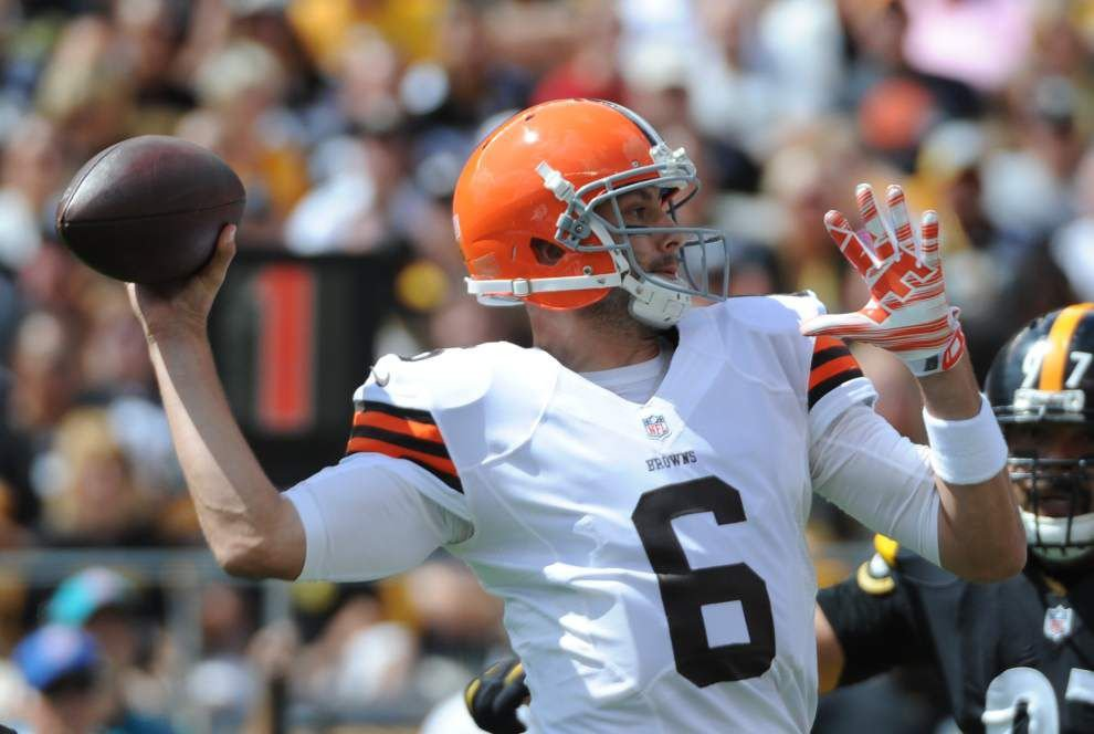 Video: The Advocate's Saints One Minute Scouting Report (Cleveland Browns) _lowres