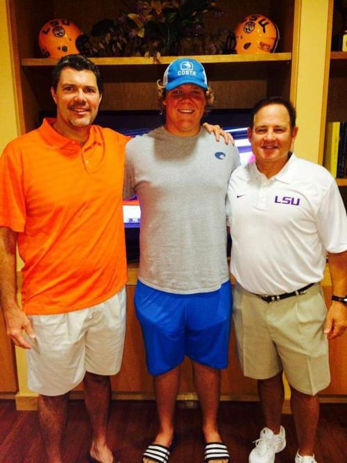 Mississippi lineman Matt Womack commits to Tigers _lowres