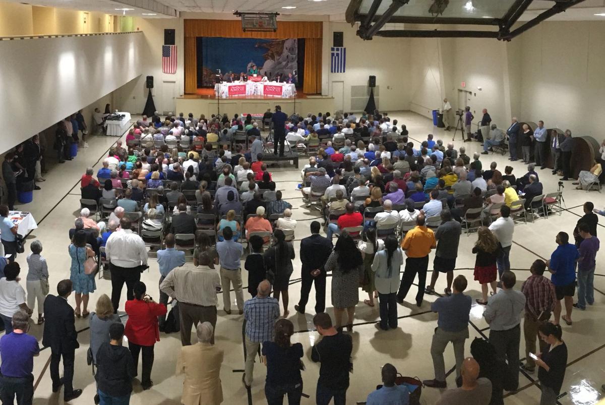 New Orleans mayoral debate