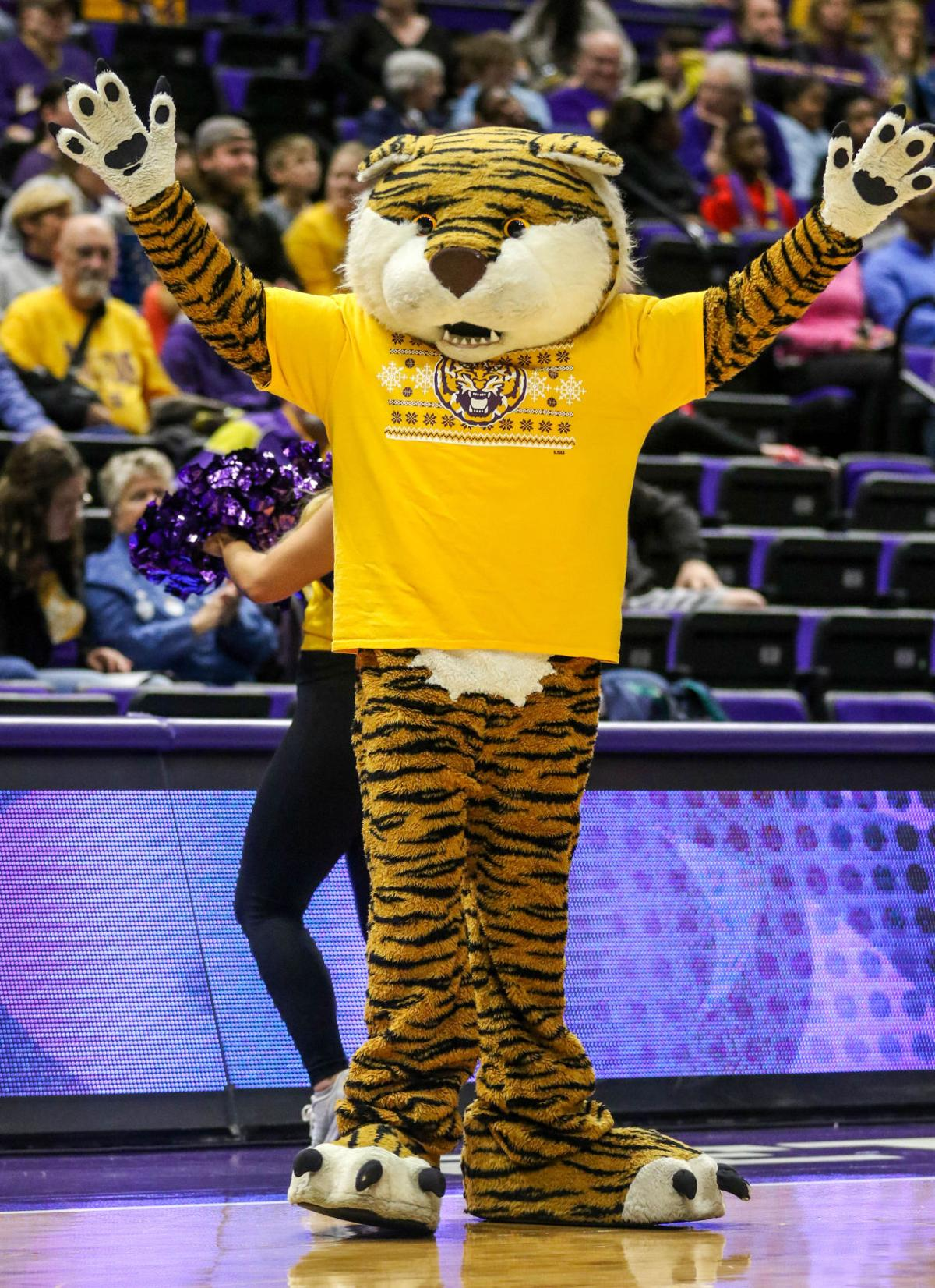 LSU vs ULL Women's Basketball