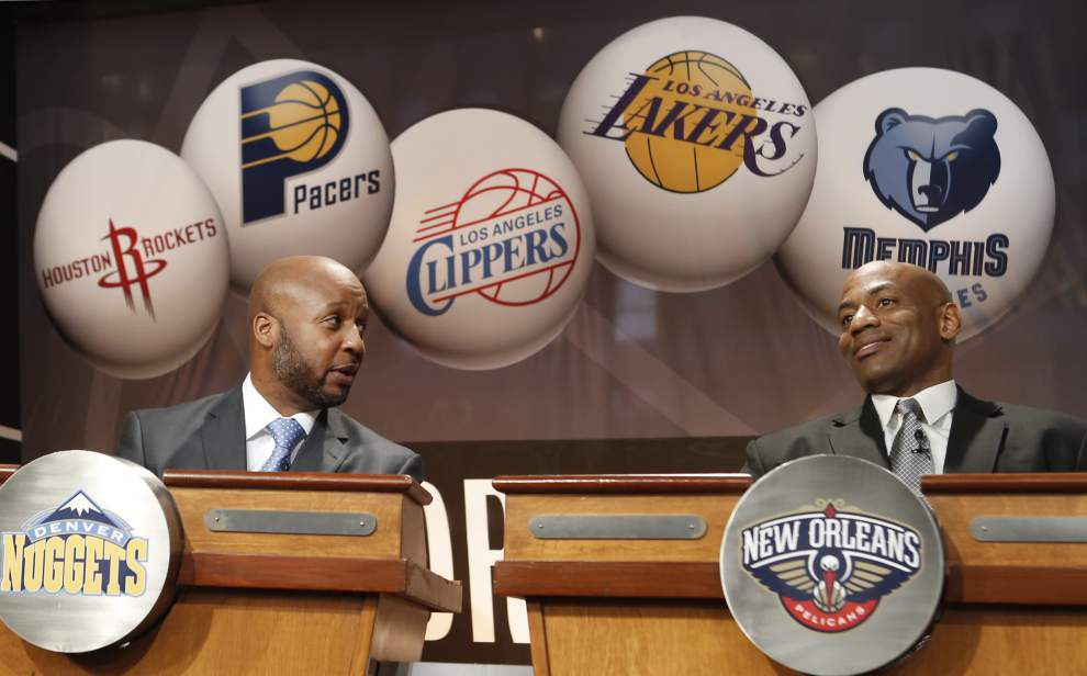 International experience, people-minded approach prove key to general manager Dell Demps' tenure with the Pelicans _lowres
