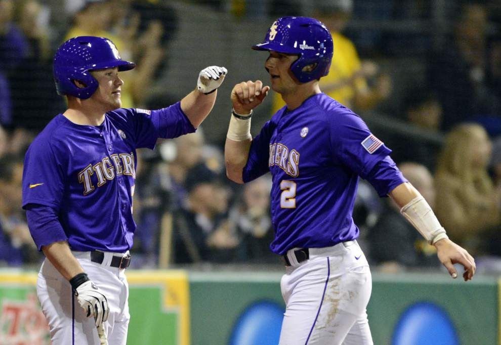 LSU defeats Toledo 15-1 at Alex Box Stadium _lowres