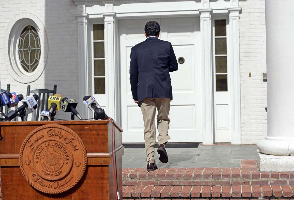 Bobby Jindal plans to tour Louisiana as governor term winds down _lowres