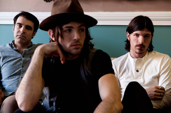 Avett Brothers cancel Saenger show due to flu_lowres