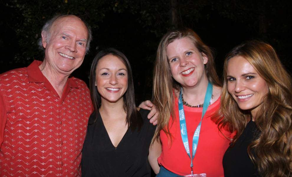 Steven Forster's Party Central: New Orleans Film Festival party honoring Katie Cokinos _lowres