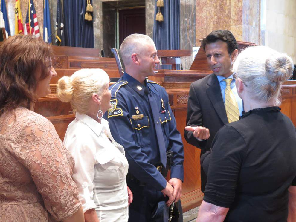 New Troopers in state Senate _lowres