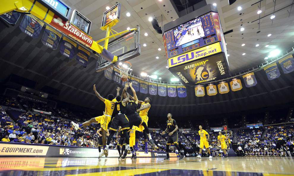 Live updates, analysis: LSU basketball returns to floor, travels to Houston; 4:30 p.m. Sunday _lowres