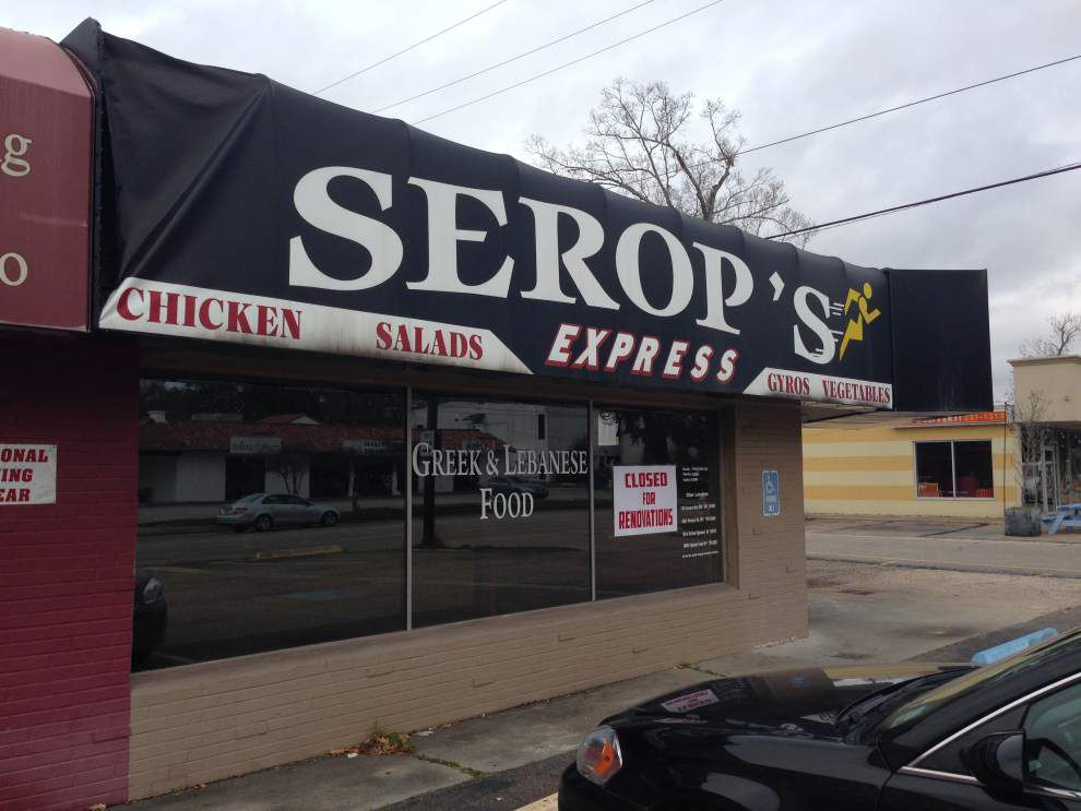 Big changes at Serop's Express on Jefferson Highway: Remodeling begins, location to reopen in May _lowres