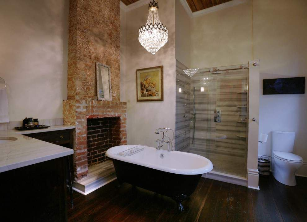 Peek inside: In Bywater, completely renovated double becomes single-family haven _lowres
