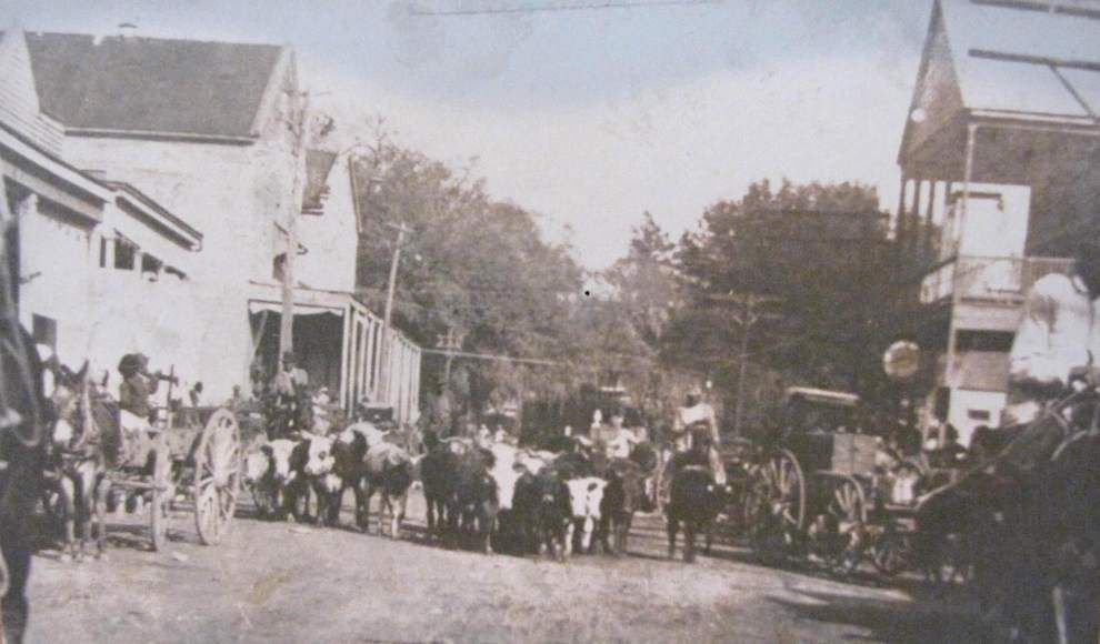 New book provides a photographic history of West Feliciana Parish _lowres