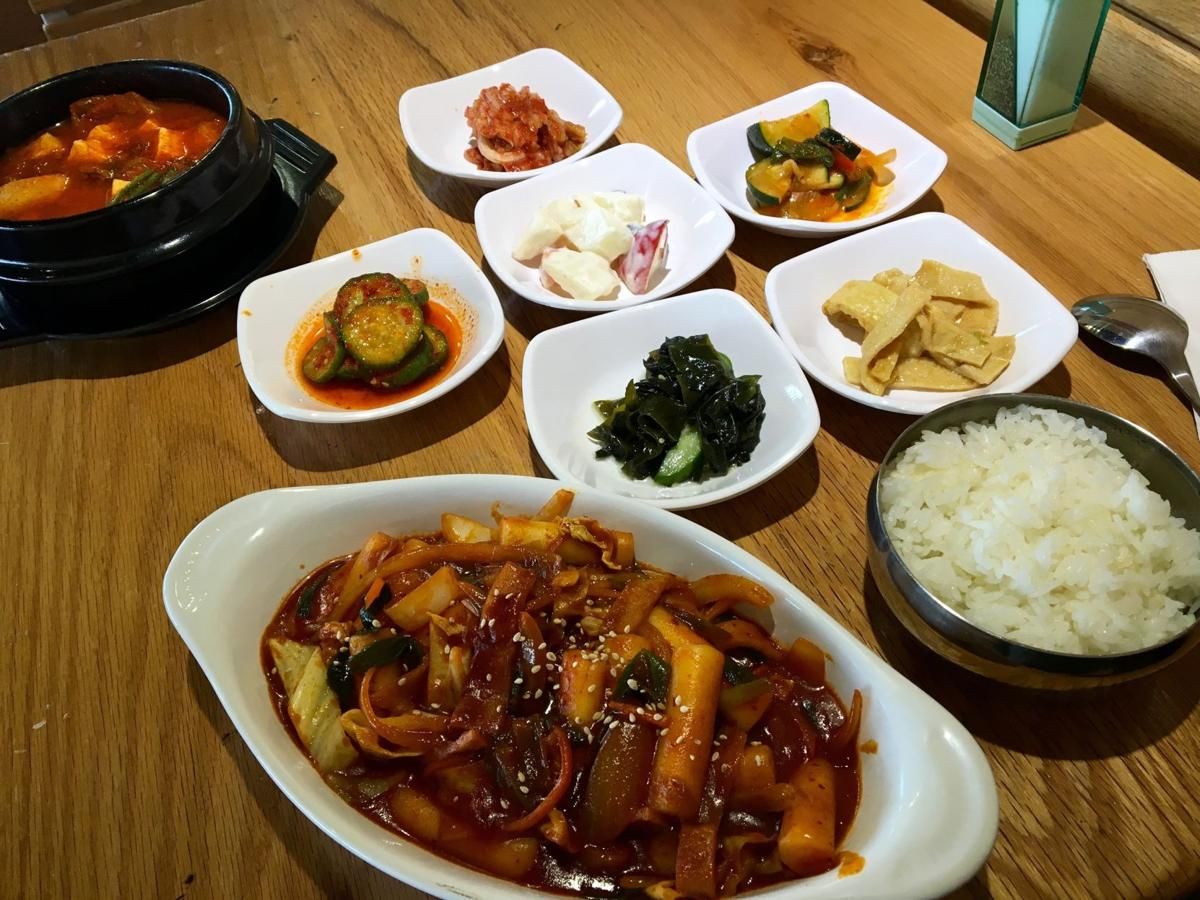 Gogi Korean Restaurant now open_lowres