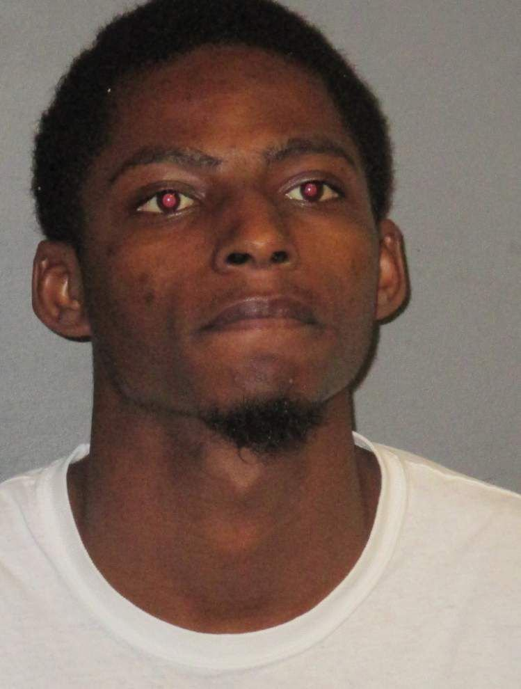 Baton Rouge man accused of firing shots into woman's car arrested _lowres