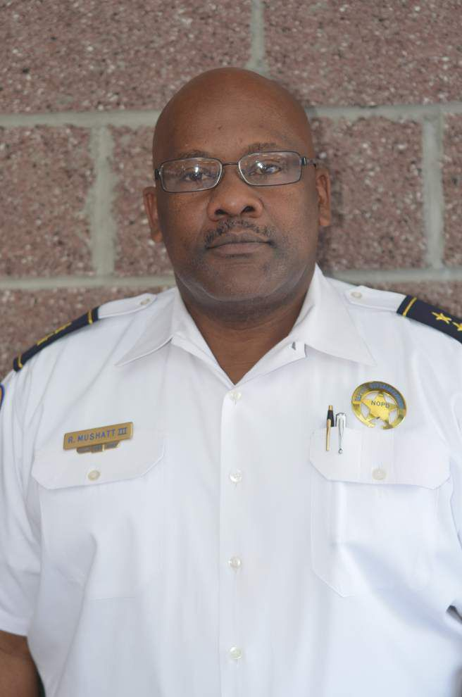 Harrison announces new appointments to NOPD leadership ranks _lowres