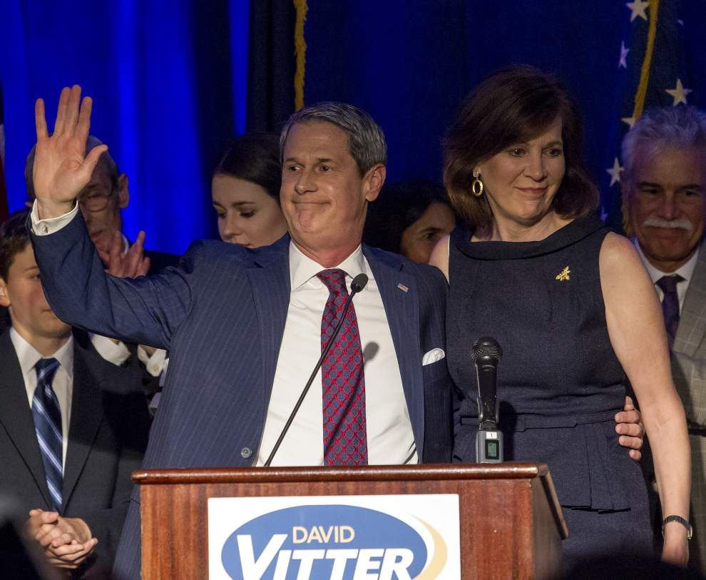Plenty of cash spending, mud slinging gives way to Gov.-elect John Bel Edwards' historic win over David Vitter _lowres