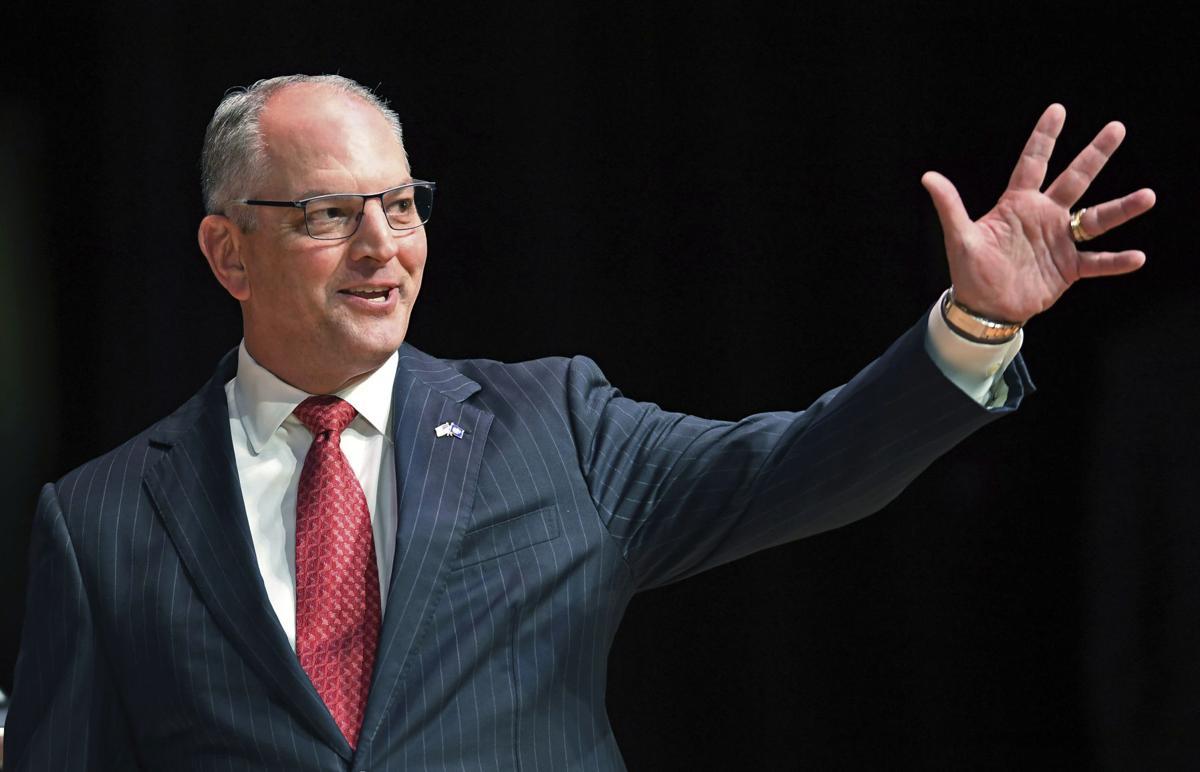 Election 2019 Louisiana Governor Abortion