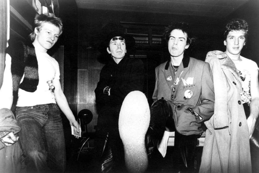 Ex-Sex Pistols' frontman found a new public image _lowres