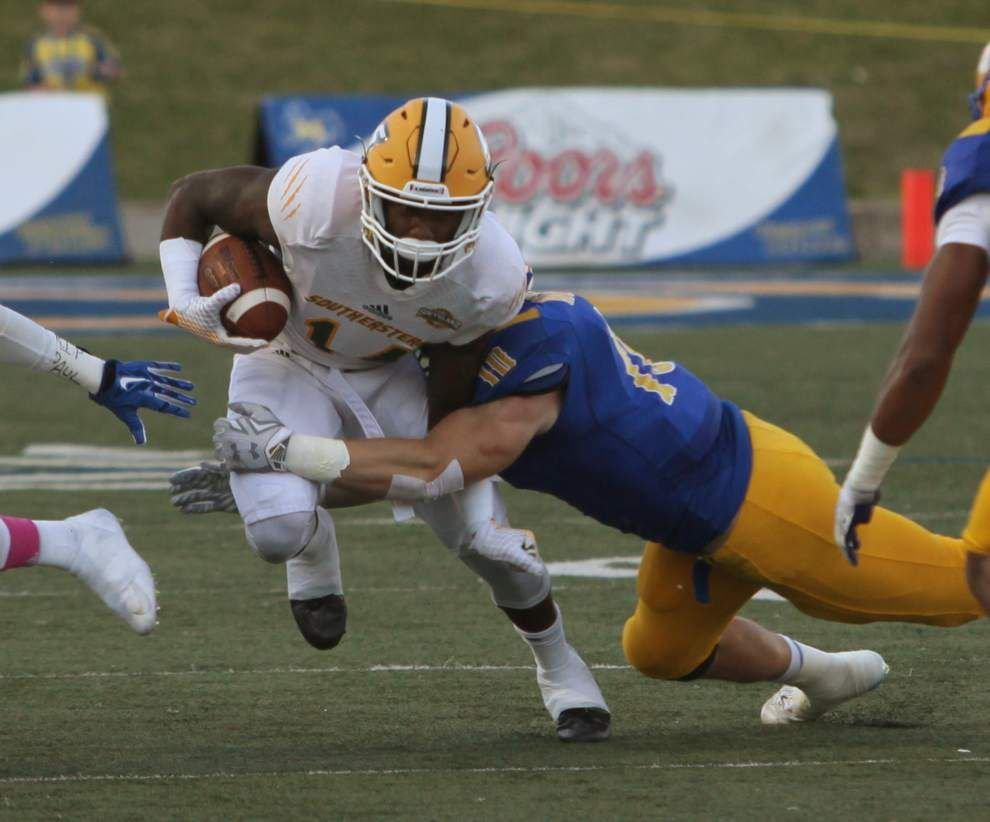 McNeese State trips up Southeastern _lowres