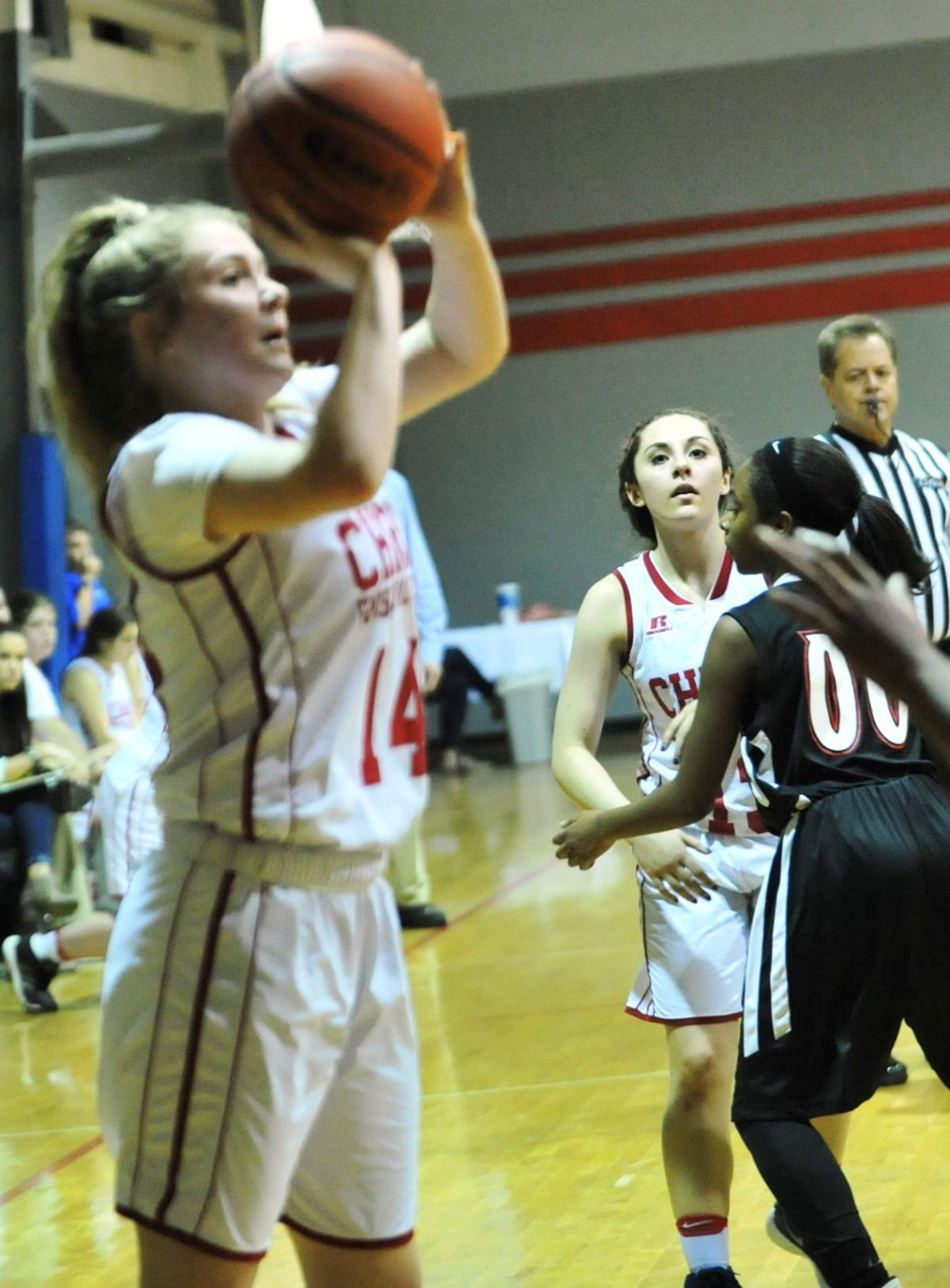 Quincy Downing (Christ Episcopal Girls Basketball)