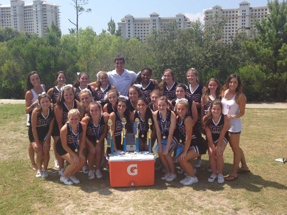 STA cheerleader squad named overall camp champs _lowres