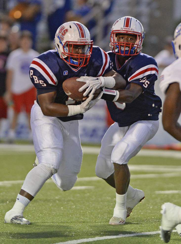 Week 7 marquee prep football matchups in Baton Rouge include Parkview at U-High _lowres