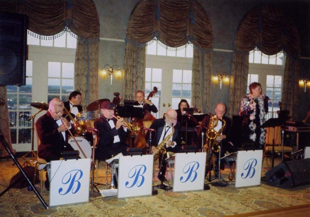 Saxophonist Buddy Boudreaux, leader of local jazz and dance bands since 1939, dies _lowres