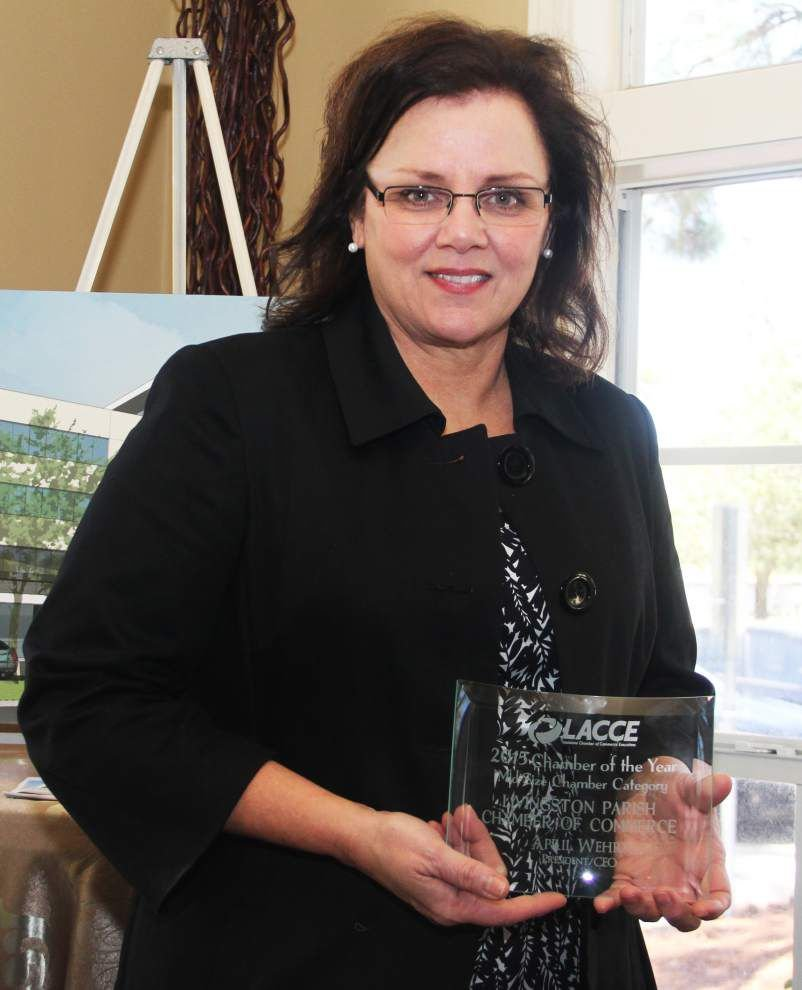 Chamber earns top state honor _lowres