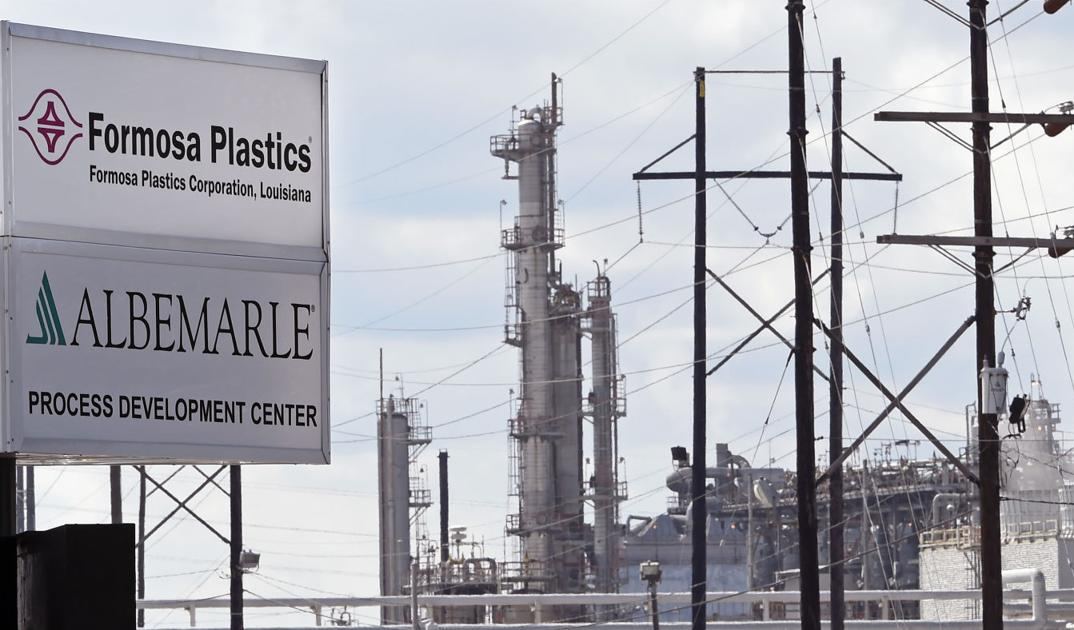 For massive new plants, Formosa wants OK to double amount of chemicals released into St. James Parish air