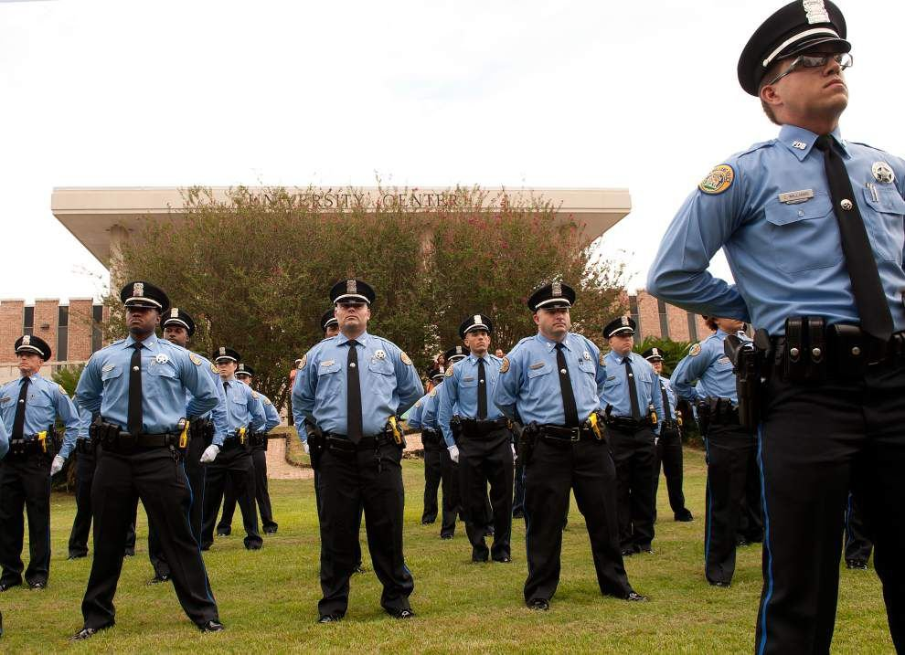New Orleans Police Department academy graduates 29