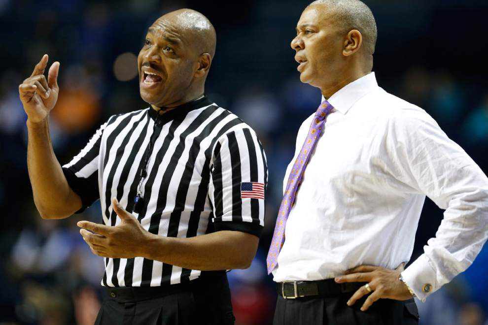 Rabalais: LSU coach Johnny Jones did well this season, though some parts of his game need 'polishing' _lowres