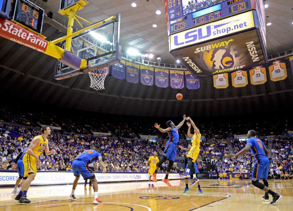 ESPN's Joe Lunardi: Here's where LSU basketball stands in NCAA tournament picture _lowres
