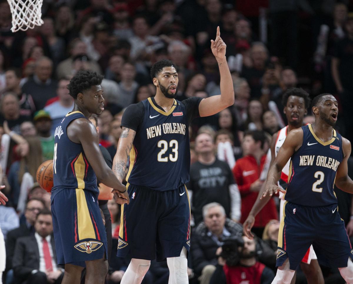 Pelicans Menangkan Game Pertama Lawan Blazers