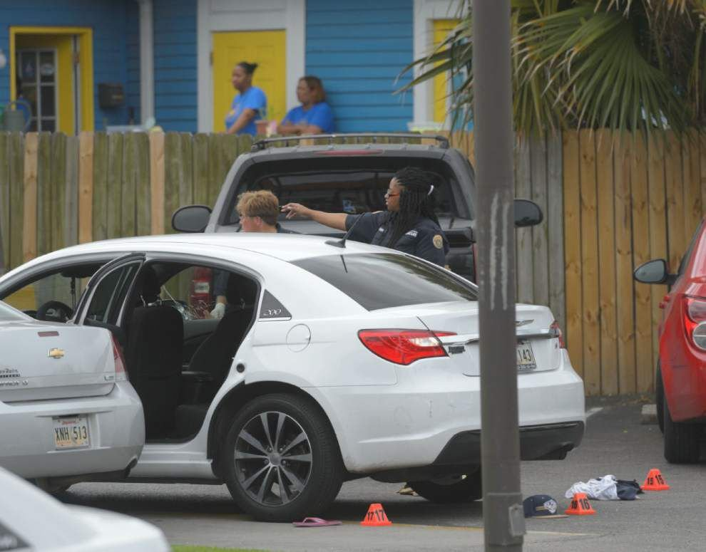 Man found shot to death in van in Marrero, and other area crime news _lowres