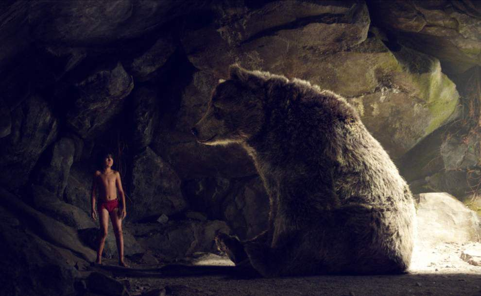Review: 'The Jungle Book' is a dazzling visual experience _lowres