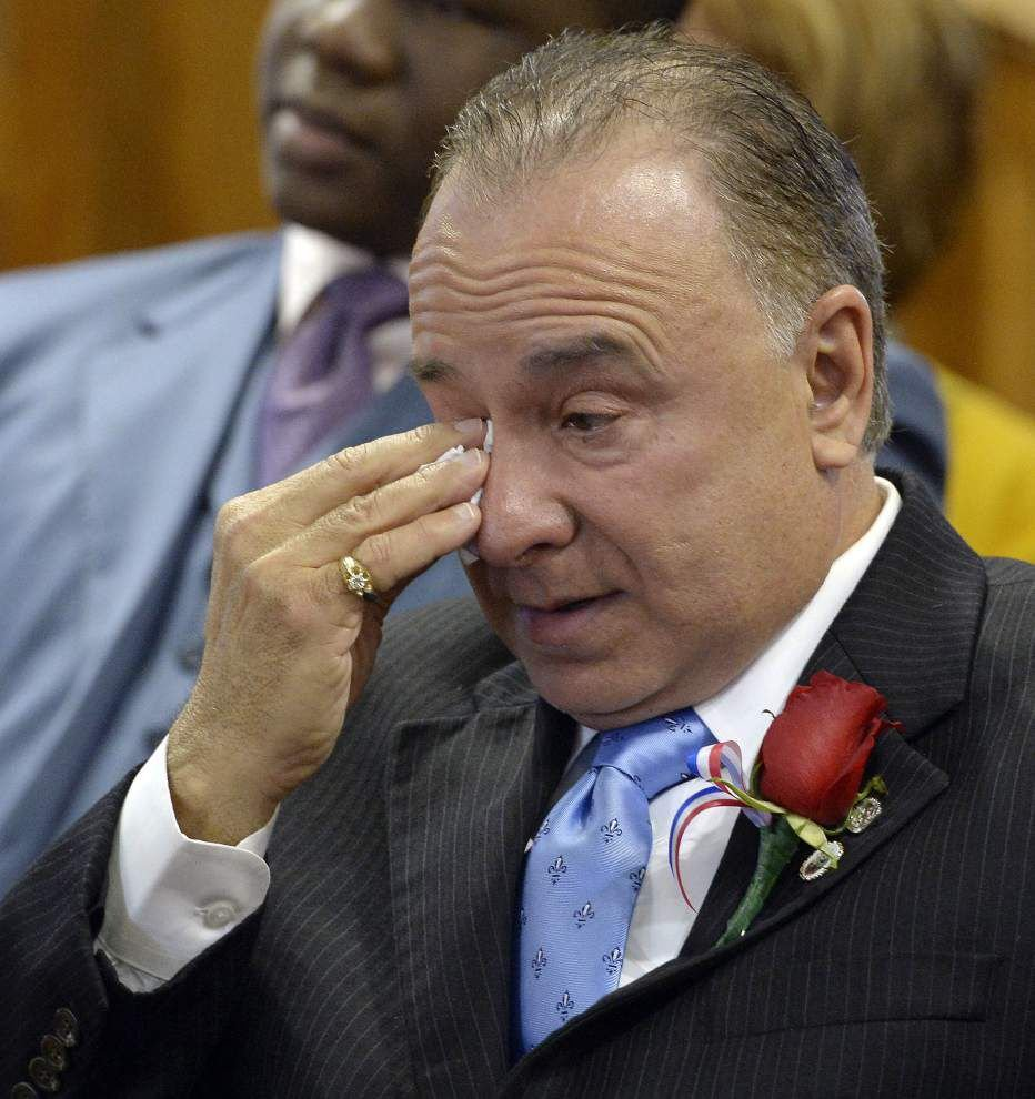 New Ascension Parish President Kenny Matassa sworn in; promises transparency: 'Secrets are now effectively outlawed' _lowres