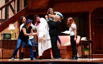 Review: 'Noises Off' gets Le Petit Theatre's 103rd season off to a hilarious start