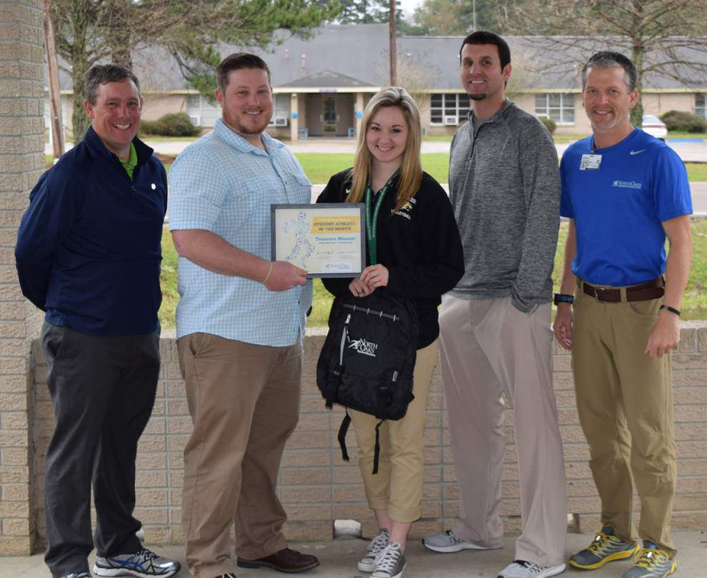 North Oaks names Student-Athletes of the Month _lowres