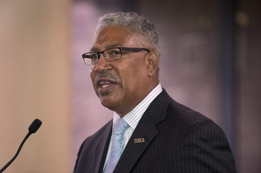 New Southern University leader cautious yet optimistic for future enrollment, funding _lowres