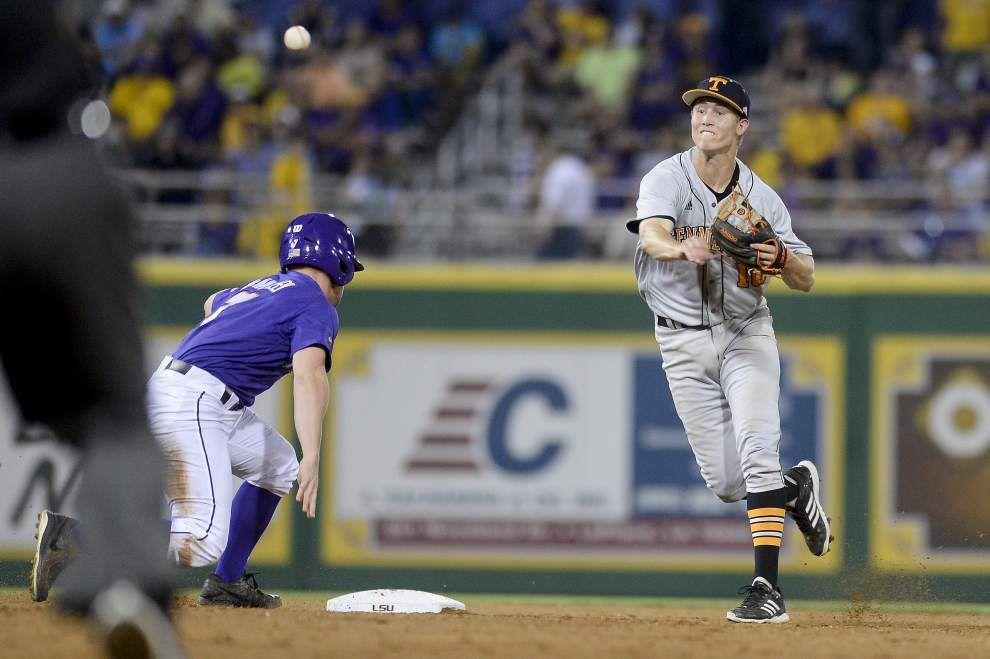 LSU baseball pregame: Tennessee at LSU _lowres