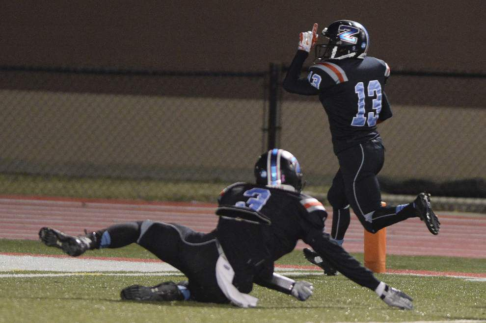 Zachary Sports: Zachary, Northeast on playoff march _lowres