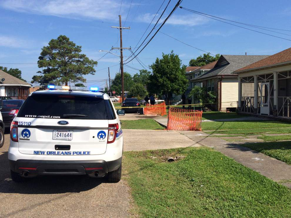 New Orleans police: One dead in Hollygrove shooting Tuesday _lowres