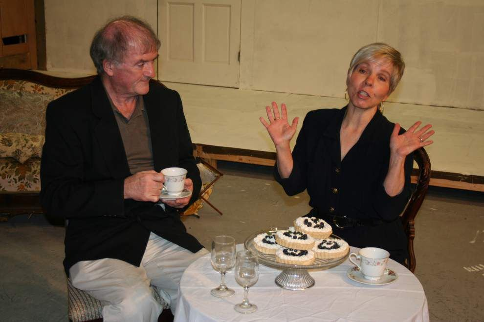'Arsenic' offers familiarity for audience, actresses _lowres