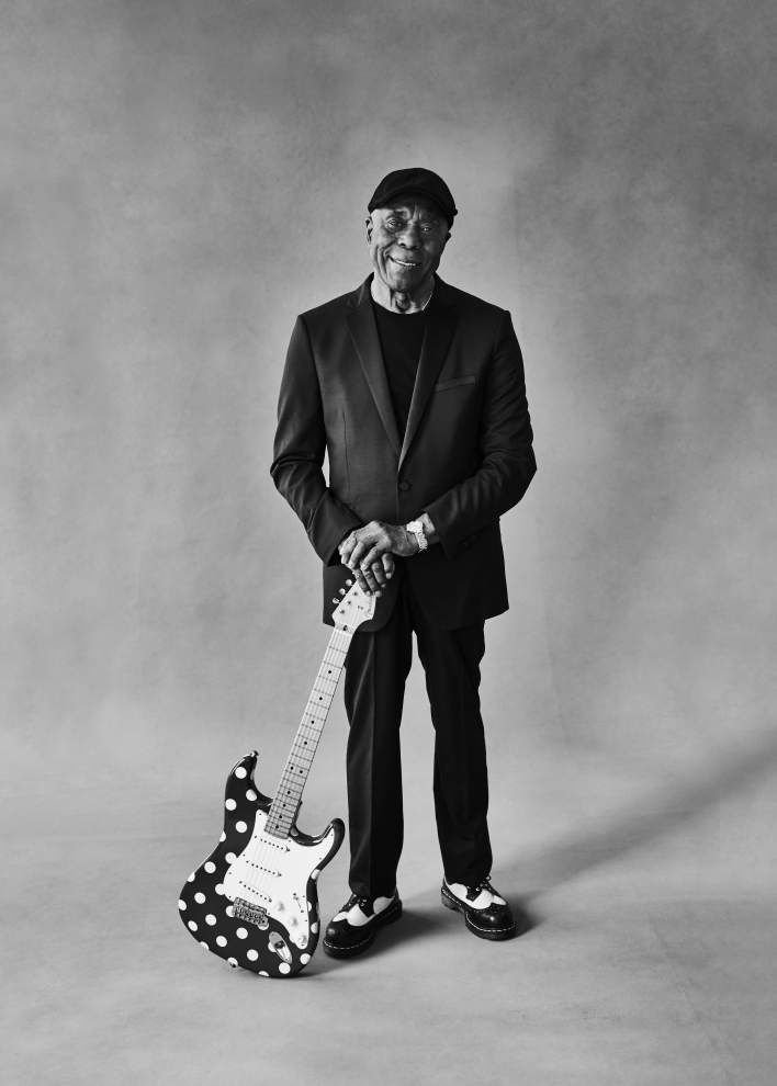 Buddy Guy to headline 2016 BR Blues Festival _lowres